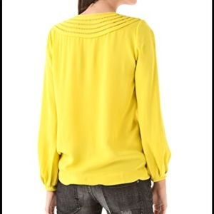 Authentic DVF blouse!